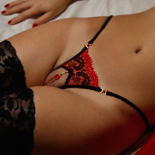 Lola Luna G-String ouvert VICTORIA