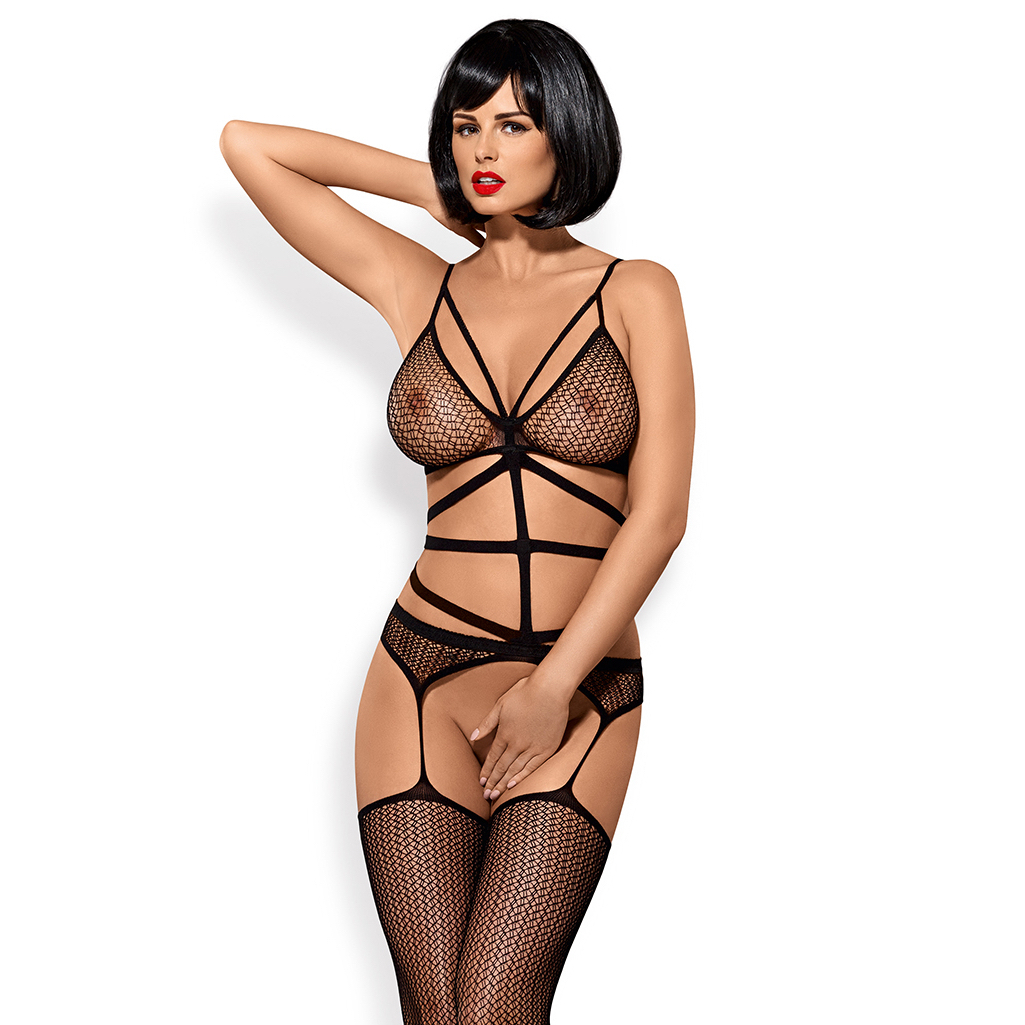 c6eb35bb497 Bodystockings Obsessive lingerie dessous